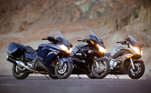 Sport Touring Motorcycles