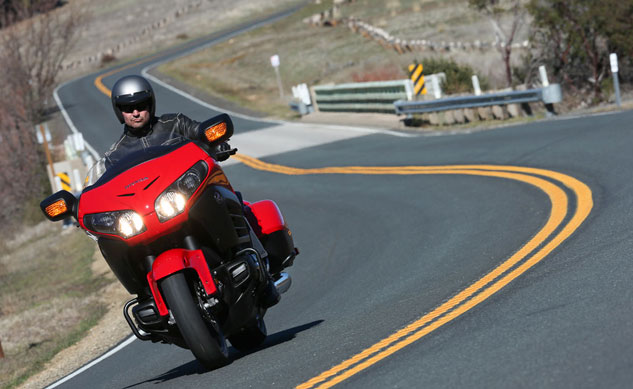 2013 Honda Gold Wing FB6