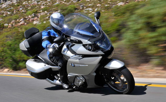 Top 10 Touring Motorcycles