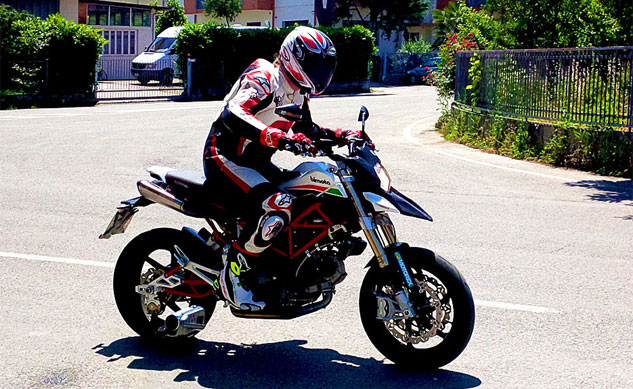 2013 Bimota DB10 B.Motard Feature