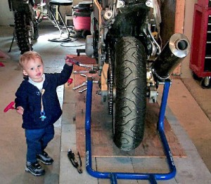 Tire Changing Helper