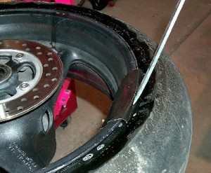 Tire Changing Tire Iron