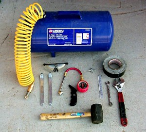 Tire Changing Tools