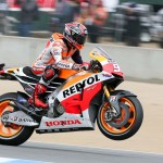 Marc Marquez now has a 16-point lead atop the standings with his two main challengers nursing various injuries.