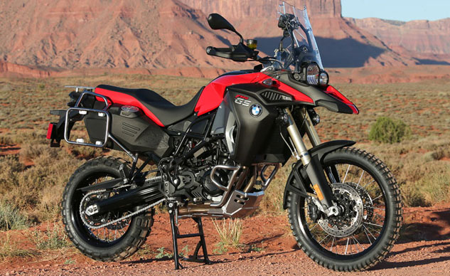 2013 BMW F800GS-Adventure Profile Right