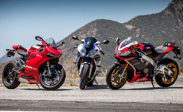 2013 Exotic Superbikes Feature