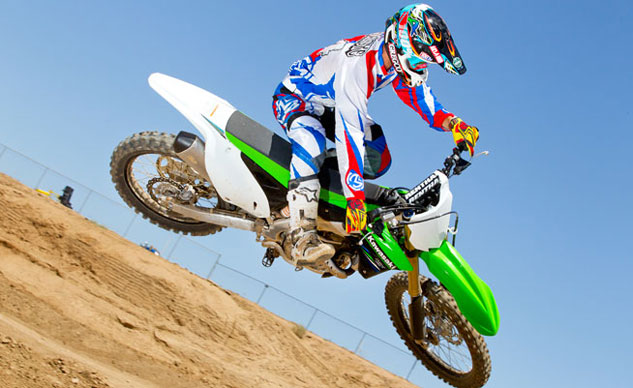 2014 Kawasaki KX250F & KX450F Review