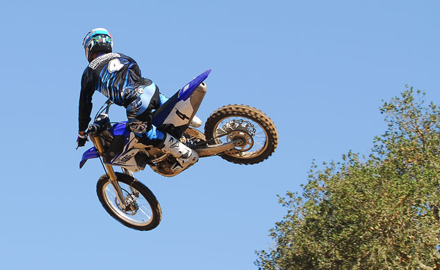 2014 Yamaha YZ450F Review – First Ride