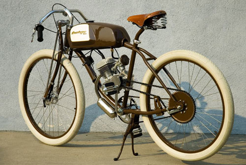 Hipster-Motorized-Bicycle