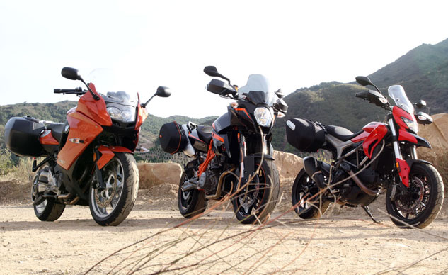 Middleweight Sport-Touring Shootout