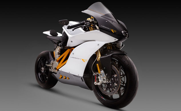 Mission Motorcycles RS Front Right