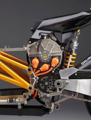 Mission Motorcycles RS Motor