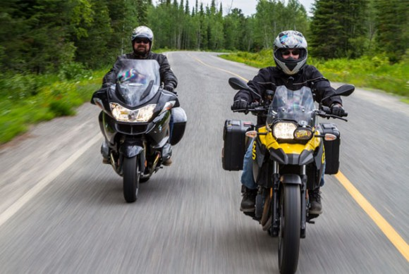 Northern Ontario Motorcycling