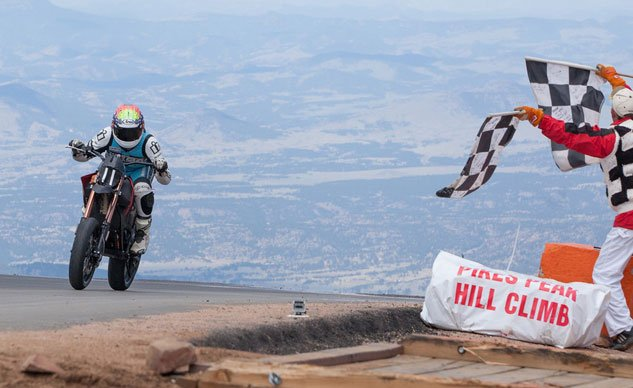 Pikes Peak Checkers