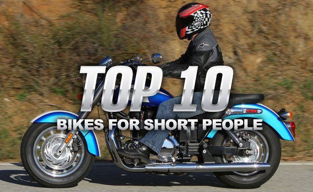 Top 10 Bikes For Short People