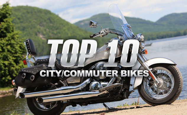 Top 10 Commuter Motorcycles