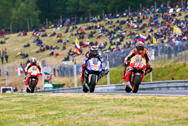 Marc Marquez once again out-classed the rest of the grid, increasing his lead in t he championship over Dani Pedrosa and Jorge Lorenzo.