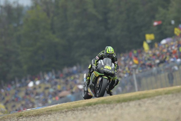 Cal Crutchlow earned his first MotoGP pole position but failed to capitalize come race time.