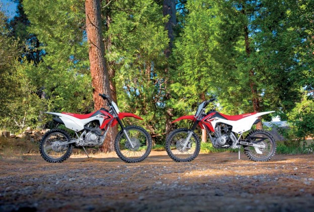 2014 Honda Crf125f And Crf125f Big Wheel Review