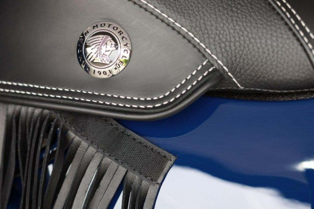 2014-indian-Chieftain Removable Seat Tassles