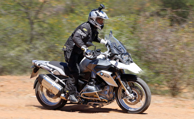 Best Adventure Motorcycle: 2013 BMW R1200GS