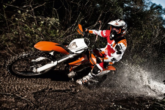 Best Dirt Bike: 2013 KTM EXC
