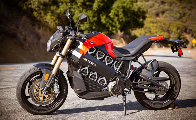 Best Electric Motorcycle: 2012 Brammo Empulse