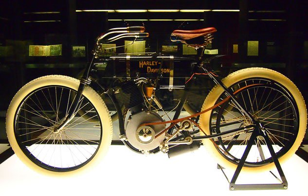 Harley-Davidson Serial One