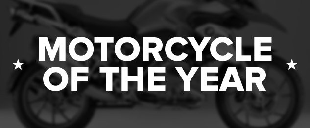 Best Motorcycles of 2013