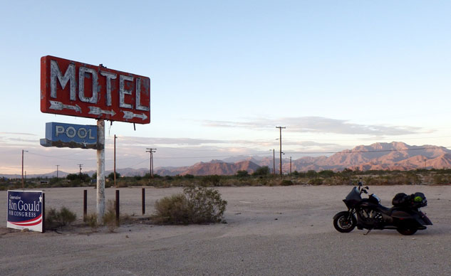 Road to Sturgis Motel