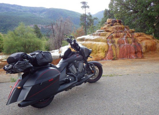 Road To Sturgis Hot Springs