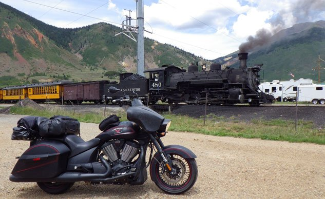 Road To Sturgis Train