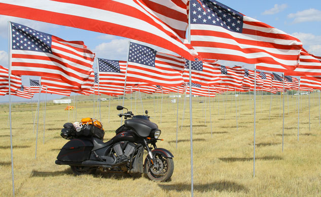 Road To Sturgis Flags