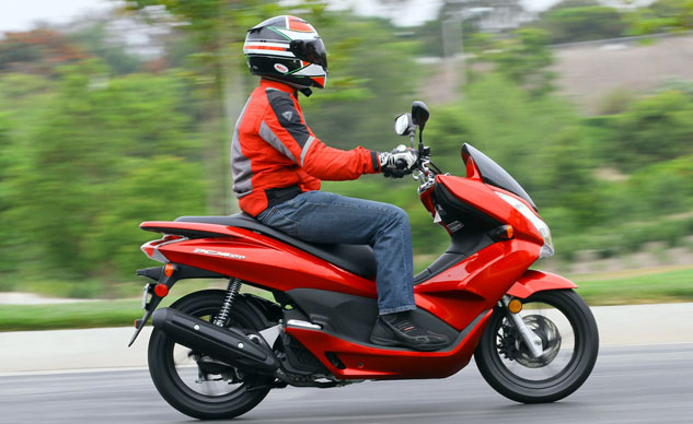 Best Scooter: 2013 Honda PCX150