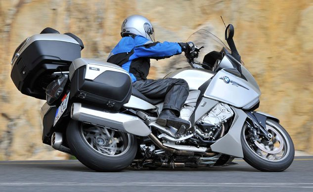 Best Touring Motorcycle: 2012 BMW K1600GTL