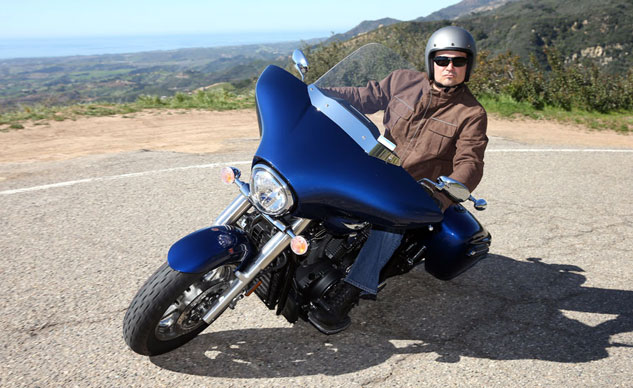 Best Touring Motorcycle: 2013 Star V-Star 1300 Deluxe