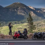 Incredible views, wildlife, and landscape captured by Paul on one of the many roadside pull offs in Rocky Mountain National Park.