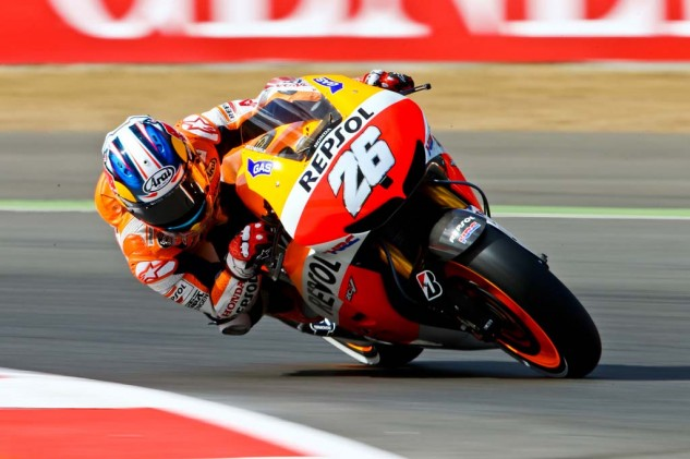 Dani Pedrosa has been so good for so long, but has no MotoGP championship to show for it.