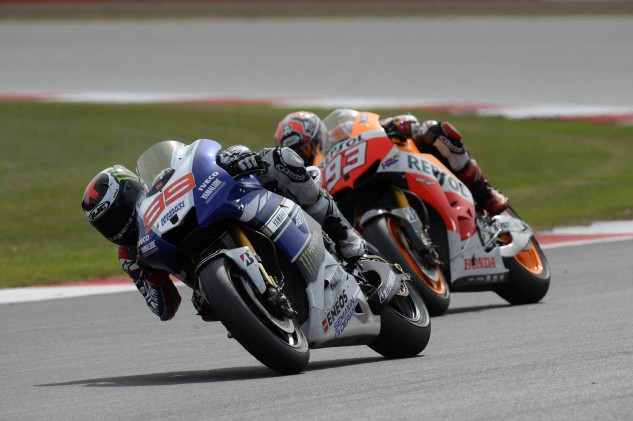 Jorge Lorenzo has two wins in a row but just winning may not be enough.