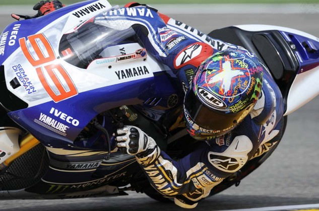 Jorge Lorenzo still has a chance to catch Marc Marquez but a lot of things will have to go his way.
