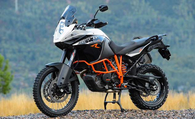 2013 KTM 1190 Adventure R Left Side