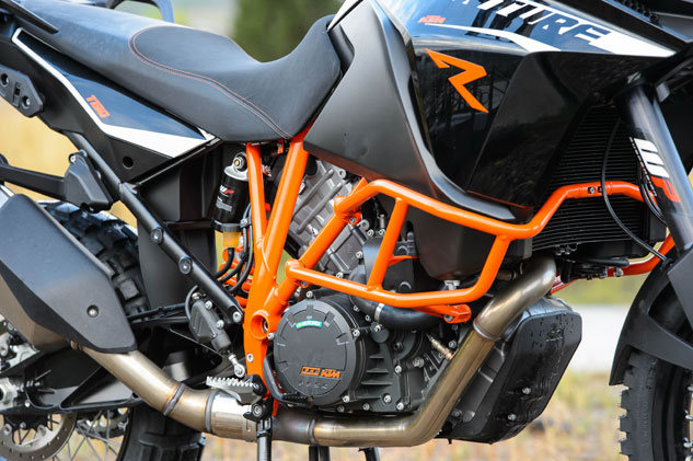 2013 KTM 1190 Adventure R Engine
