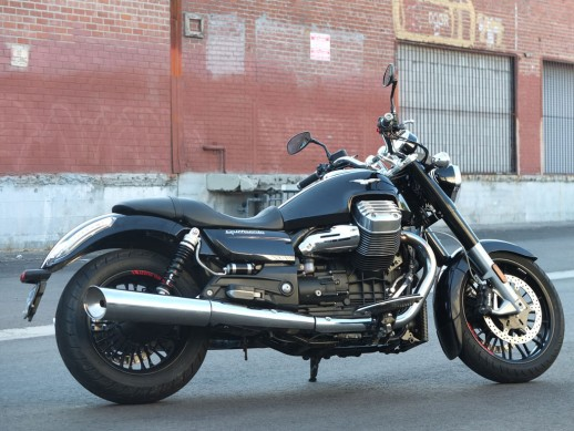 Moto Guzzi California 1400 Custom Profile