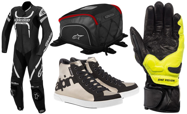 2014 Alpinestars Street Collection