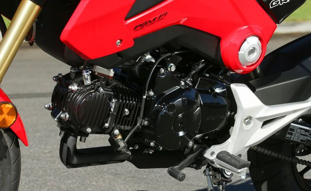 2014 Honda Grom Engine