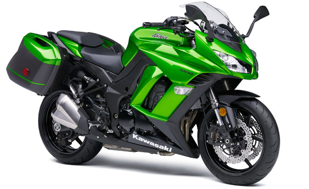 2014-Kawasaki-Ninja-1000-Green-Front-Right