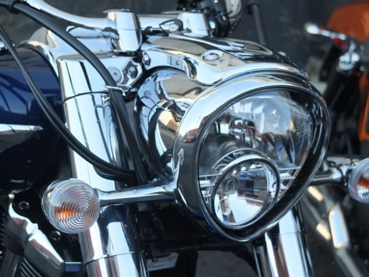 2014 Star Roadliner S Headlight