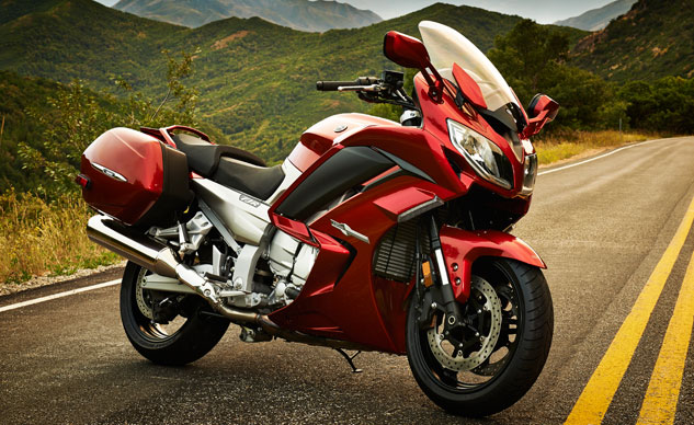 2014 Yamaha FJR1300ES Beauty