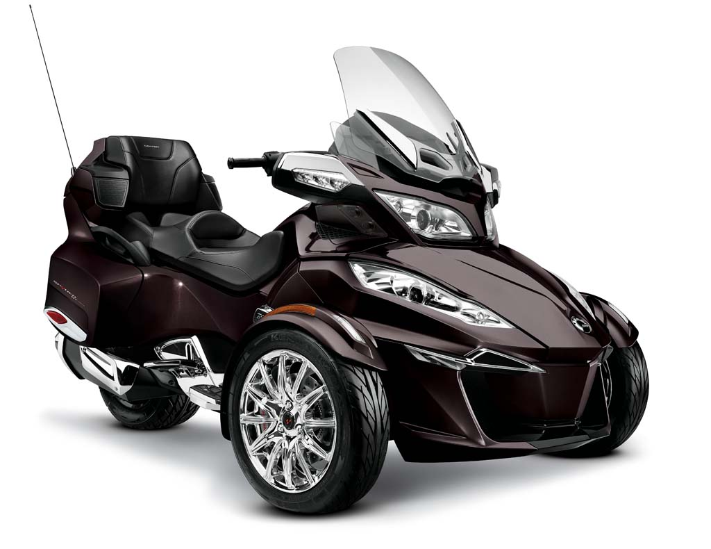 2013 can am spyder rt limited pictures new 2013 spyder autos weblog