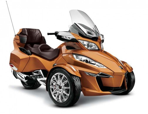 2014-cam-am-spyder-roadster-RT LTD_3-4 Cog-Choc seat_14